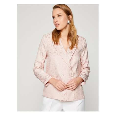Koton Women's Pink Jacket