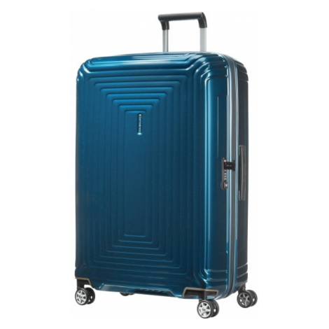 Samsonite Cestovní kufr Neopulse Spinner 44D 94 l - modrá