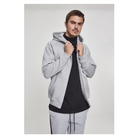 Zip Hoody - grey Urban Classics