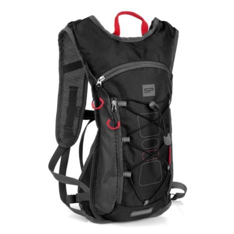 Spokey FUJI Cyklistický a běžecký batoh 5 l černý