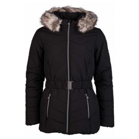 Willard LAVIETE černá - Dámská prošívaná bunda