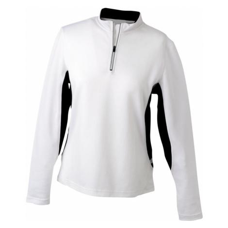 James & Nicholson Dámské sportovní tričko s dlouhým rukávem JN317