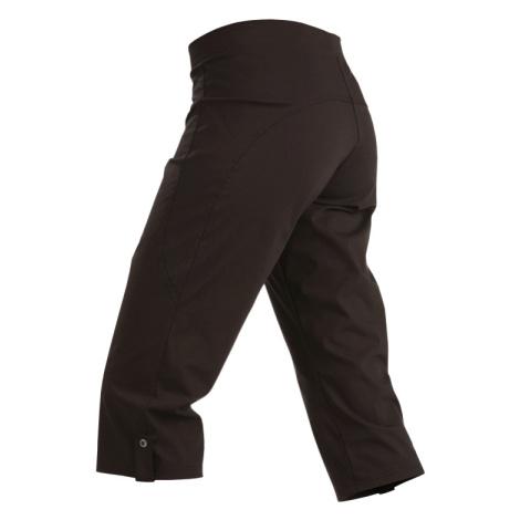 LITEX Kalhoty dámské bokové v 3/4 délce. 99564901 černá