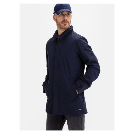 Kabát Scotch & Soda Modrá