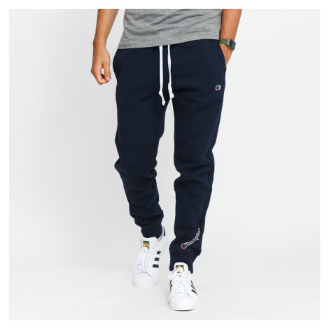 Champion Rib Cuff Pants navy