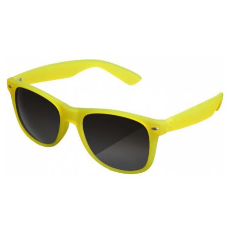 Sunglasses Likoma - neonyellow Urban Classics