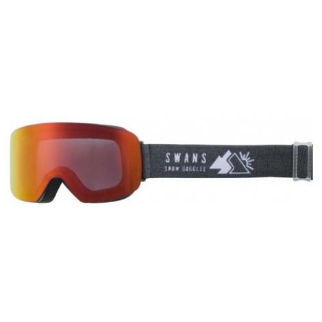 Swans 120-MDH černá - Lyžarské / SNB brýle