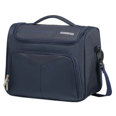 American Tourister kosmetický kufřík modrý 124895-1596