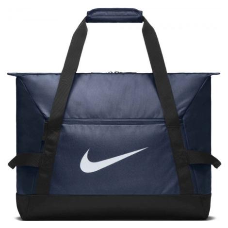 Nike ACADEMY TEAM M DUFF tmavě modrá - Fotbalová taška