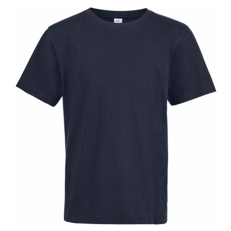 SOLS Dětské triko s krátkým rukávem REGENT KIDS 11970319 Námořní modrá SOL'S