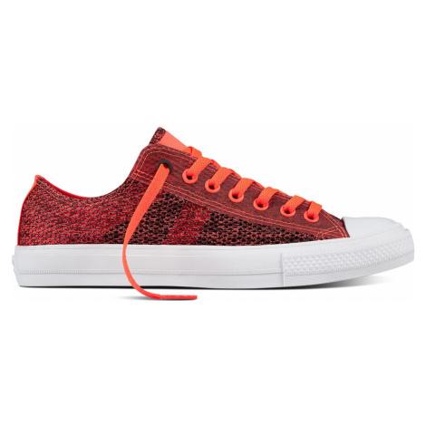 Converse Chuck Taylor All Star II Open Knit oranžové C155734