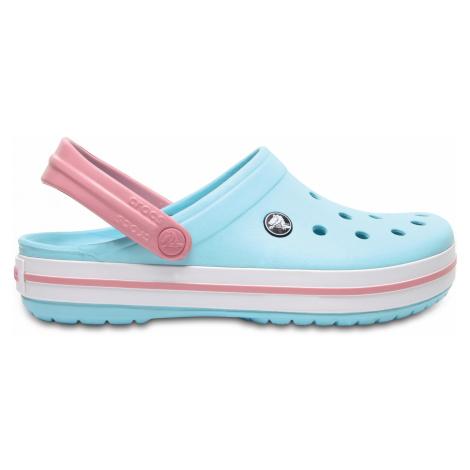 Crocs Crocband Ice Blue/White