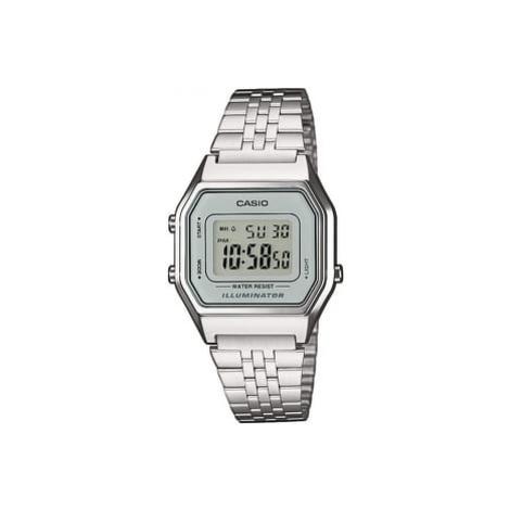 Casio LA 680WEA-7 stříbrné