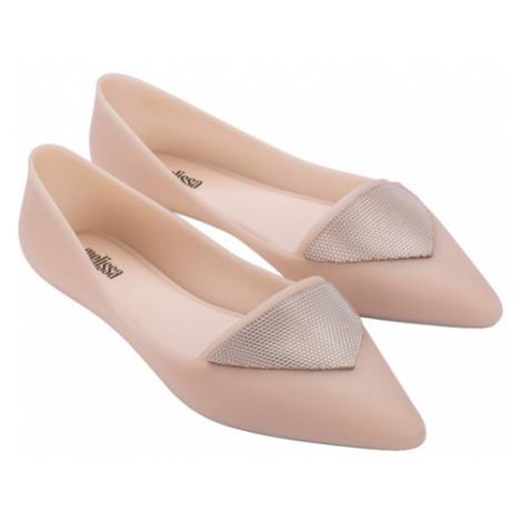 Melissa růžové baleríny Pointy Pink