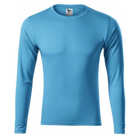 Malfini Pride Uni sportovní triko s dlouhým rukávem 16844 tyrkysová