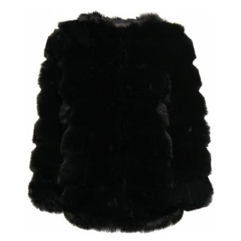 Ichi černý zimní kabát X Zenia JA