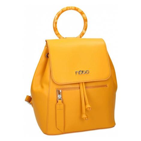 Sportovní dámský batoh z ekologické kůže NOBO