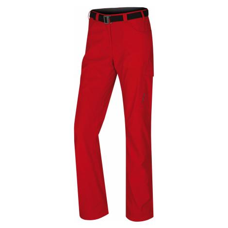 Husky Kahula L, jemná červená Dámské outdoor kalhoty