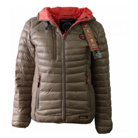 GEOGRAPHICAL NORWAY bunda dámská zimní s kapucí se sluchátky BAMBY LADY