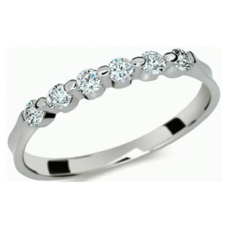 Danfil Luxusní prsten se zirkony DLR1951b