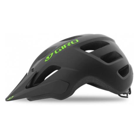 Juniorská cyklistická helma Giro Tremor Matte Black