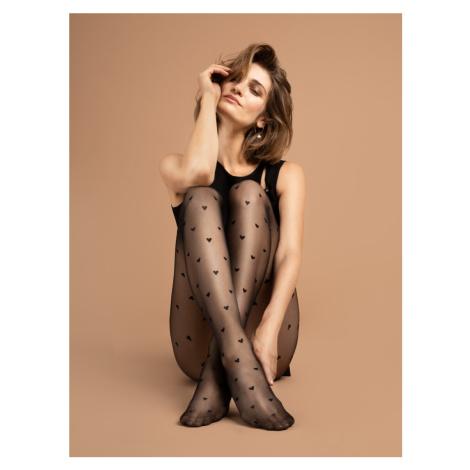 Punčochové kalhoty LOVE POTION 15 DEN Fiore