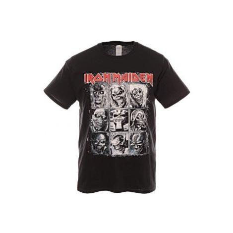 Triko Iron Maiden černé