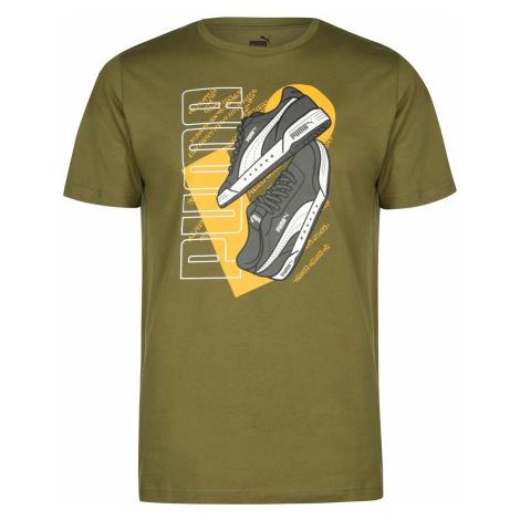 Pánské tričko Puma Sneaker QT