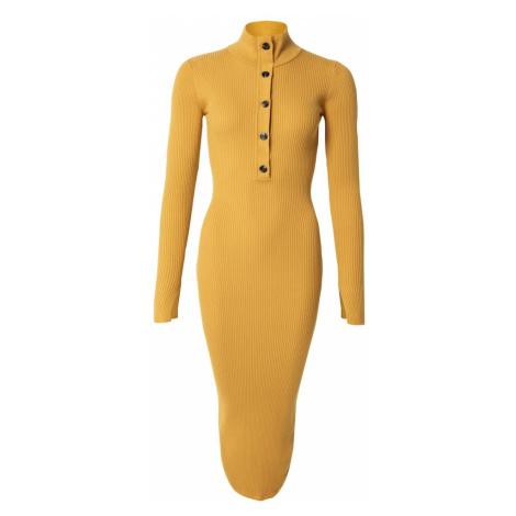 Twist & Tango Úpletové šaty 'Myla' medová