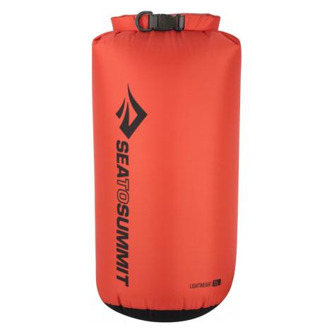 Vak Sea to Summit Lightweight Dry Sack 13l Barva: červená