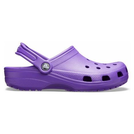 Crocs Classic Neon Purple