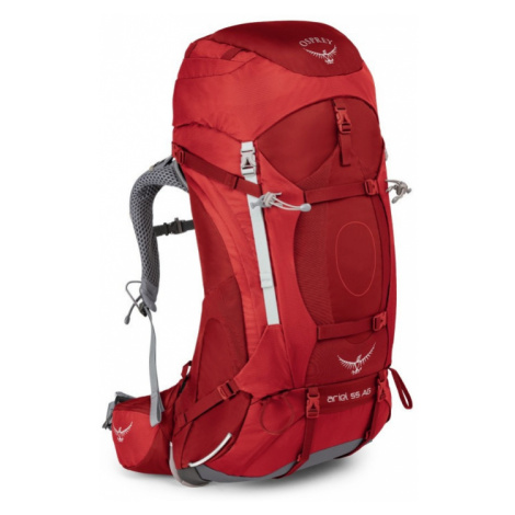 Batoh OSPREY Ariel AG 55L picante red