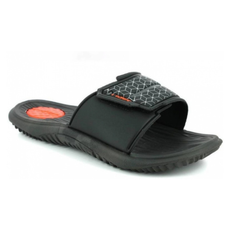 Pánské pantofle Rider Everest III slipper Black - Orange