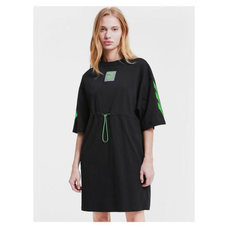 Evide Šaty Puma Černá