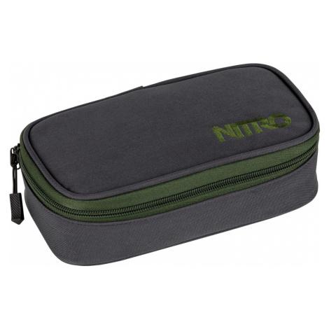 Nitro Pencil case XL Pirate black