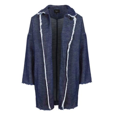 Tmavě modrý dámský kabát Darcy Pepe Jeans
