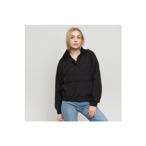 Urban Classics Ladies Panel Pull Over Jacket černá