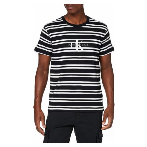 Calvin Klein pánské proužkované tričko