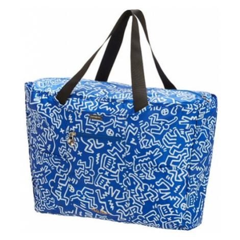 Samsonite skládací taška Keith Haring Foldaway Tote
