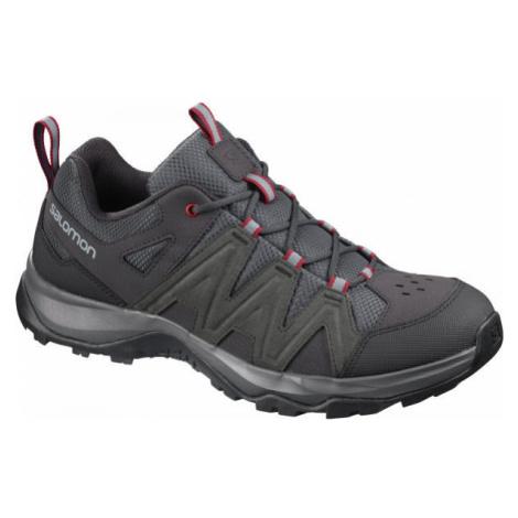 Salomon MILLSTREAM 2 šedá - Pánská outdoorová obuv