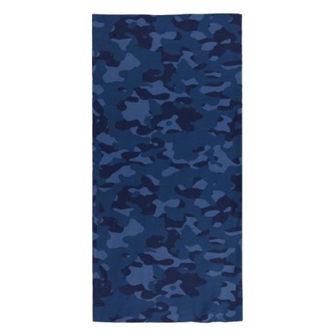 Multifunkční šátek HUSKY Procool blue camouflage