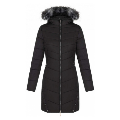 Loap TALKA černá - Dámský zimní kabát