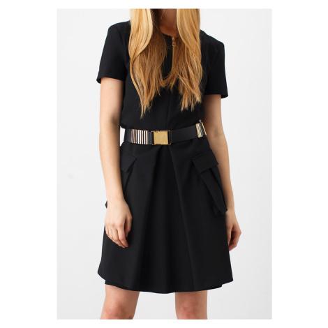 Černé šaty - VERSACE COLECTION