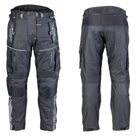 Dámské moto kalhoty W-TEC Mikusa NF-2680 Barva černá