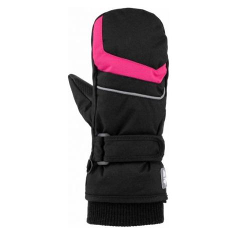 Loap RUFFI růžová - Chlapecké palčáky