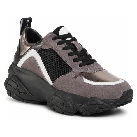 Sneakersy POLLINI - SA15076G1BXB100A Nero