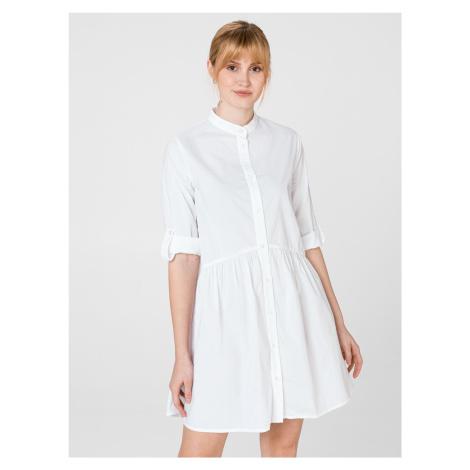 Šaty Replay Bílá