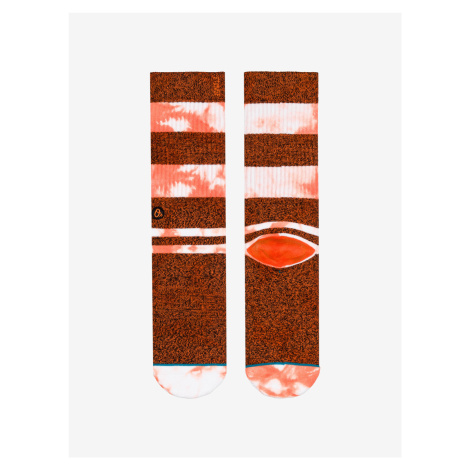 Bird Ponožky Stance Oranžová