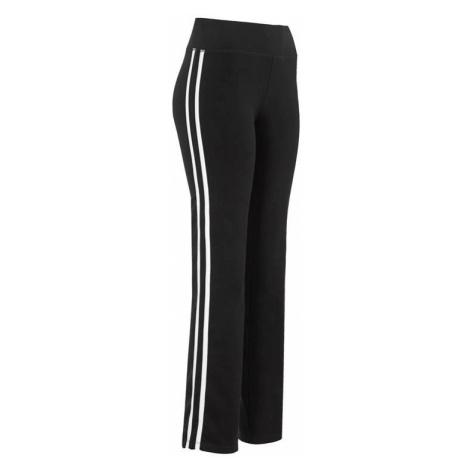 Sportovní kalhoty s lampasy Cellbes