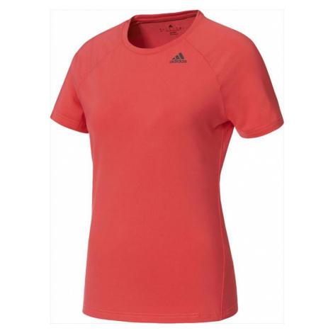 Dámské tričko Adidas D2M Tee Solid Růžová